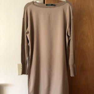 Lauren Ralph Lauren fall/winter dress